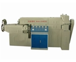 Integrally two stage plastic granulator